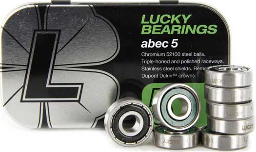 Skateboard bearings ABEC 5